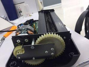 bánh răng nhựa trong máy in