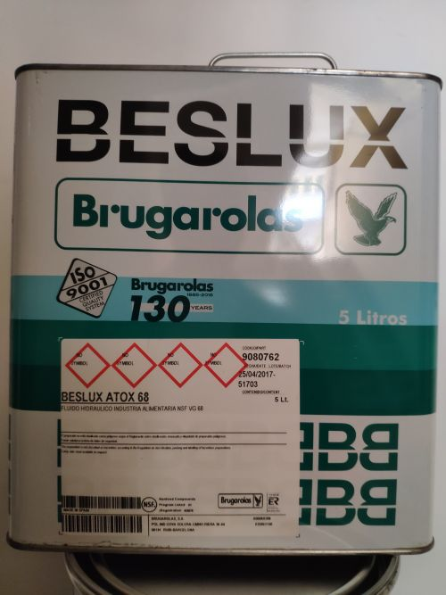 dầu thuỷ lực BESLUX ATOX