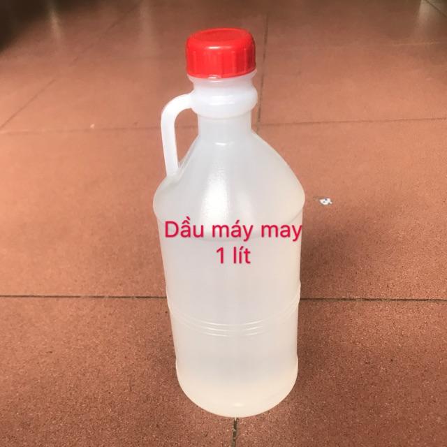 dầu máy may