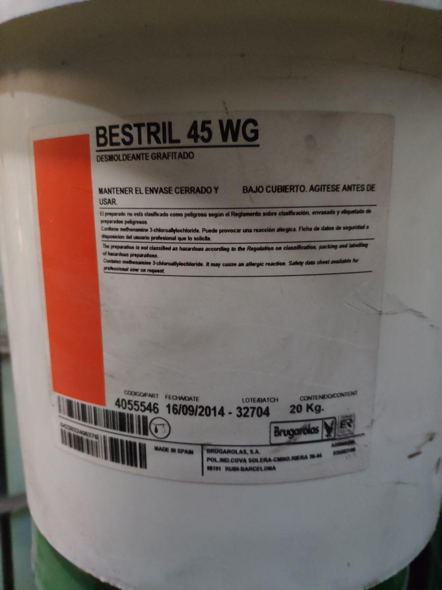 Bestril-45-WG dầu gia công kim loại