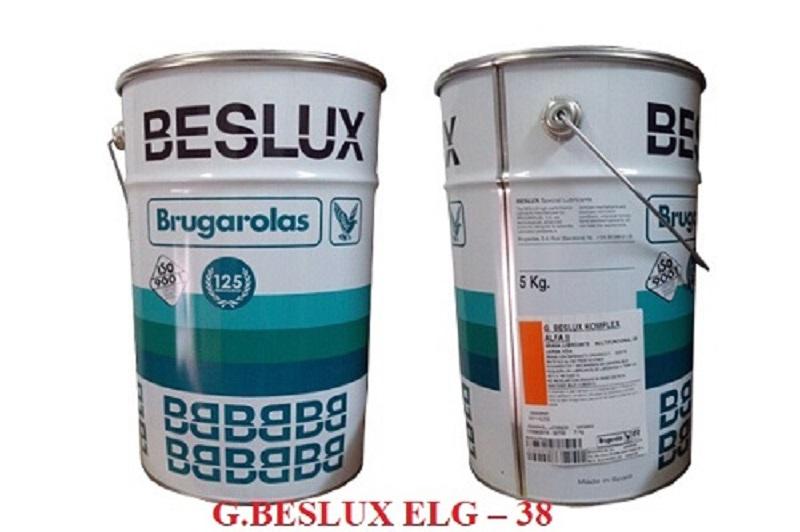 Mỡ tiếp điểm điện gốc tổng hợp: G.Beslux ELG-38