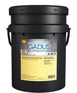 mỡ chịu nhiệt Shell Gadus S2 U460L