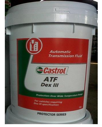Dầu hộp số tự động Castrol ATF DEX II