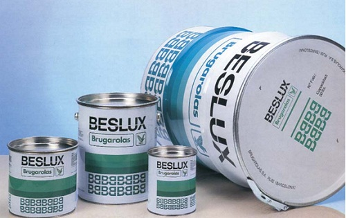 Mỡ không tạo cặn Beslux Plex L-2/s