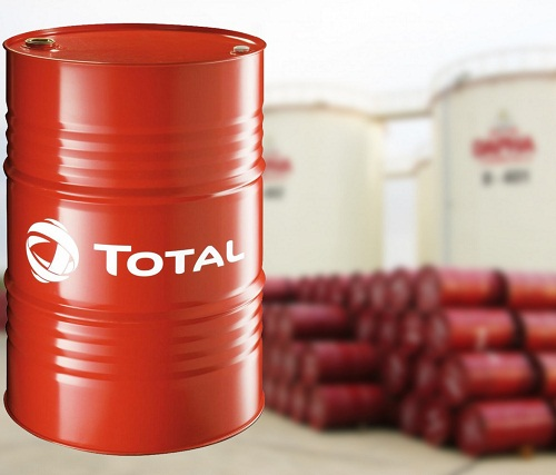 dầu truyền nhiệt total