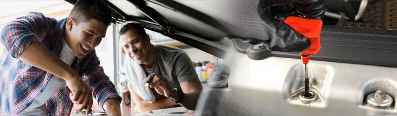 Hướng dẫn kiểm tra dầu động cơ